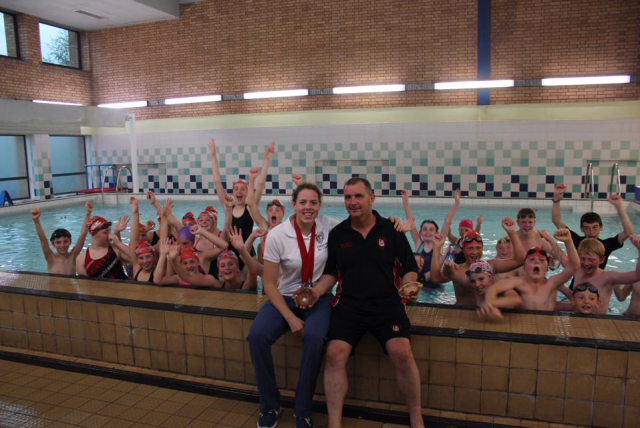Saracens Amateur Swimming Club Family Run Swim Club